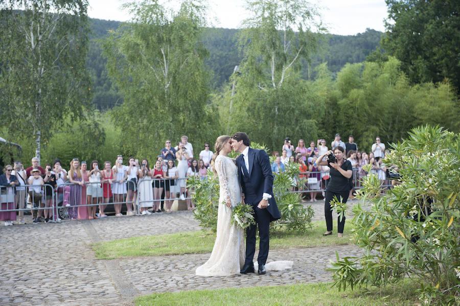 Todos los looks de los invitados a la boda de María Pombo y Pablo Castellano