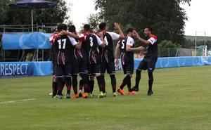 Castilla y León se juega su billete apara la final de la Copa de las Regiones Uefa