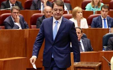 Mañueco afronta la nueva legislatura «con fuerza e ilusión» y con el «objetivo claro de formar un Gobierno estable«