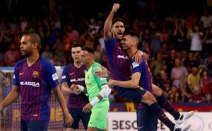 El Barça Lassa, campeón