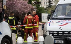 Tres muertos en un incendio en un edificio del centro de París