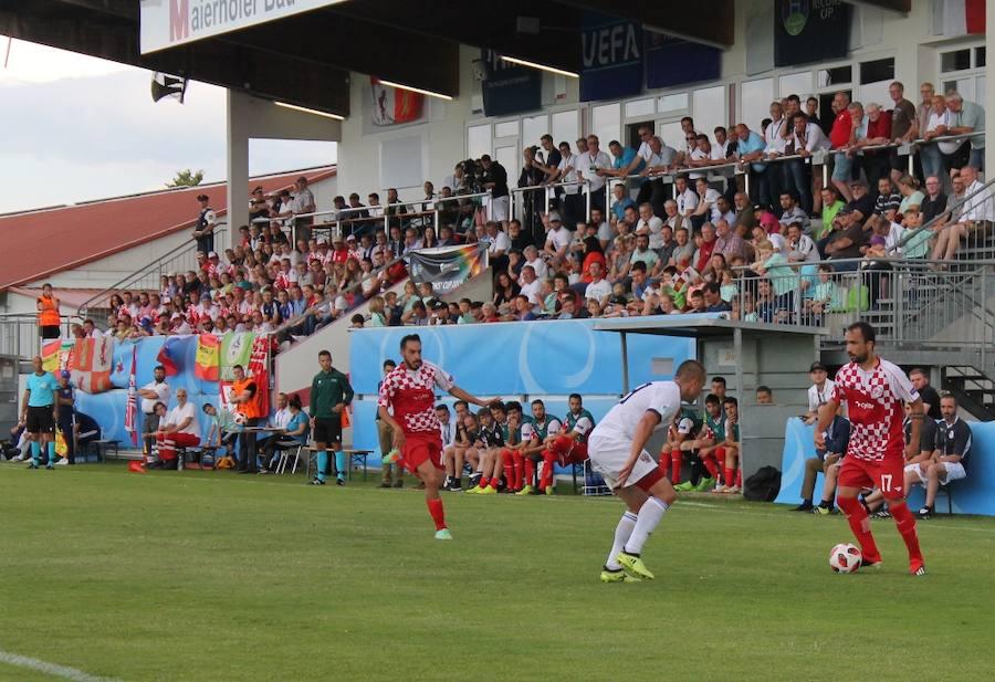 Castilla y León 1-2 Rusia