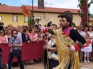 Laguna de Negrillos celebra el Corpus de la mano de San Sebastián