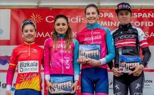 Lija Laizane triunfa en Estella