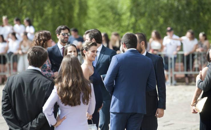 La boda de Maria Pombo en imágenes
