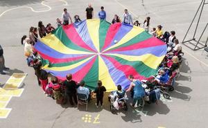 Intensa jornada de convivencia en el CEIP San Isidoro