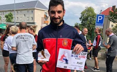 Sergio Menéndez, décimo en la Copa del Mundo de República Checa