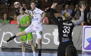 Jaime Fernández, en el siete ideal de la temporada de la Liga Asobal