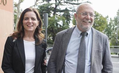 La ejecutiva de Cs marcó como «prioridad» negociar la Junta con el PP y sólo en caso de fracasar hablar con el PSOE