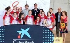 El BF León alevín se proclama campeón de la VI Jamborée de minibasket