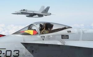 La OTAN define desde el aeródromo de La Virgen del Camino su estrategia en defensa aérea y antimisiles
