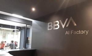 BBVA refuerza su apuesta por los datos con la creación de la Factoría de Inteligencia Artificial
