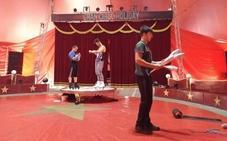 leonoticias.tv   La magia del circo Holiday llega a León