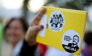 La Justicia brasileña mantiene a Lula en la cárcel