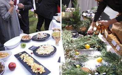 ¿Como colocar las mesas de bebida y comida en tu boda?
