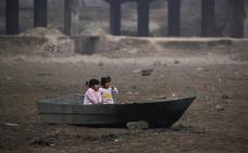 El cambio climático podría empujar a otros 120 millones de personas a la pobreza según la ONU