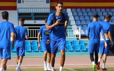 La Cultural llama a la puerta de Alfonso, jugador del Melilla