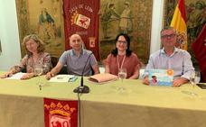 Teresa Mata presenta 'Hijos del Puente Azul' en la Casa de León en Madrid