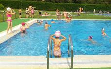 Cuadros da la bienvenida al verano abriendo sus piscinas