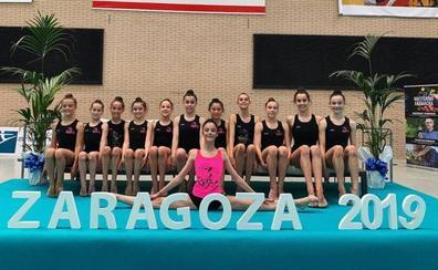 El Club Ritmo, a conquistar Zaragoza