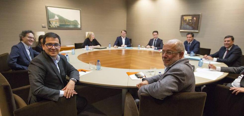 Igea será el portavoz del Gobierno regional