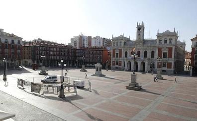 Las obras de la Plaza Mayor de Valladolid cierran un siglo de transformaciones