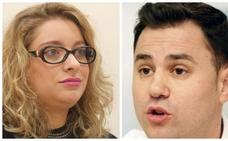 La popular Esther Muñoz y el socialista Javier Alfonso Cendón se 'enganchan' en Twitter