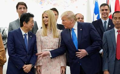 El G-20 trata el empoderamiento femenino con cuatro mujeres de 25 participantes
