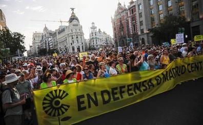 El futuro de Madrid Central está en el aire