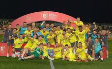 Iván Morante hace historia con el Villarreal: campeón de la Copa del Rey