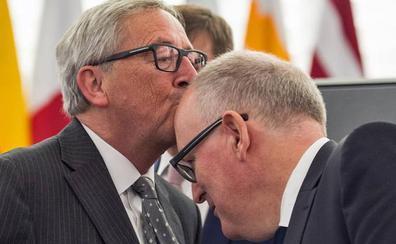 El liderazgo de la UE genera un cisma entre los populares y solivianta al Este