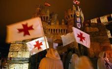 La obra de Conde Gatón sobre la extinción de la Orden pone en marcha la Noche Templaria de Ponferrada