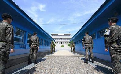 La zona desmilitarizada de Corea, la última frontera de la Guerra Fría