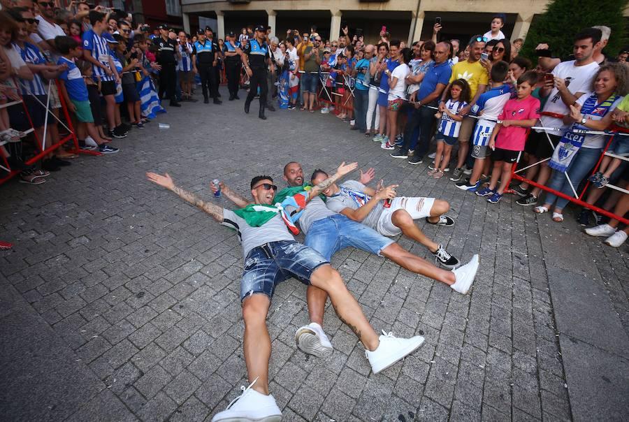 La Deportiva enloquece Ponferrada