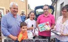 Villamondrín de Rueda celebra el XXIV Concurso de Pintura y Dibujo Ramón Villa