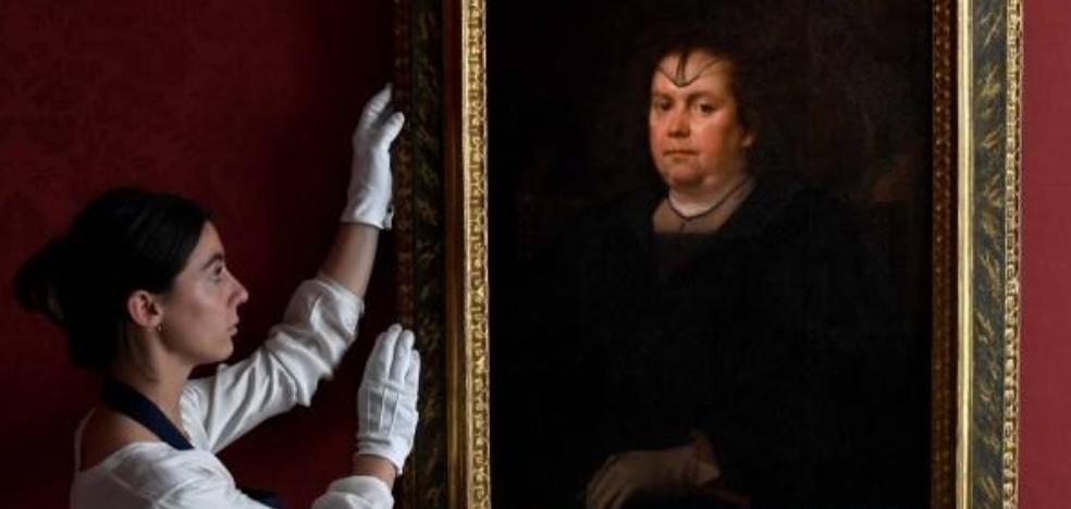 La 'Papisa' de Velázquez, vendida por casi 3 millones de euros