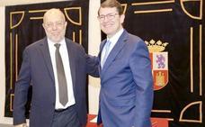 Mañueco e Igea firman este martes el acuerdo de Gobierno para Castilla y León