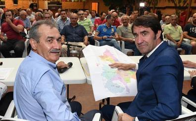 La concentración parcelaria de Los Oteros beneficiará a 3.811 propietarios tras una inversión de 15 millones