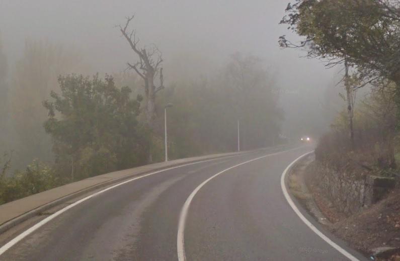 Las obras de reparación de la N-536 entre Priaranza y Santalla del Bierzo obligan a cerrar un carril al tráfico