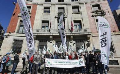 CSIF lamenta que la Junta de Castilla y León no generará empleo con la aplicación de las 35 horas