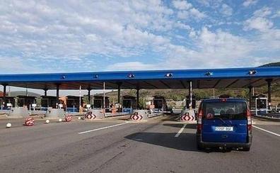 Los trabajadores de Aucalsa en la autopista del Huerna convocan 19 días de huelga entre julio y agosto