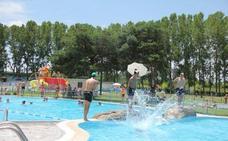 Valencia de Don Juan se mantiene 'climatizada' durante el verano