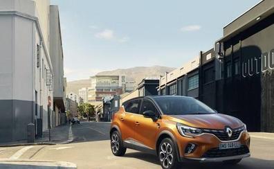 Captur se convertirá en el primer modelo de Renault en montar una motorización híbrida recargable E-TECH