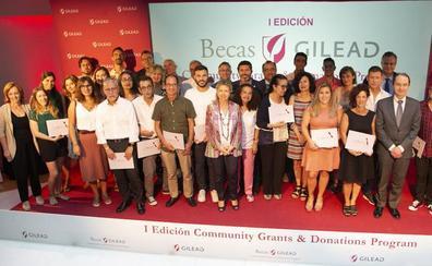 Gilead premia 51 proyectos que mejoran la calidad de vida de los pacientes