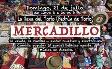 Pedrún de Torío celebrará un mercadillo de productos de segunda mano el día 21 de julio