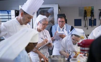 Monjas de clausura de León, Burgos y Zamora participan en un curso de formación en Le Cordon Bleu Madrid
