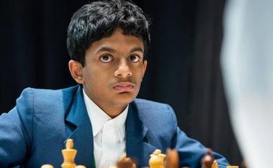 Los grandes internacionales del ajedrez Ivanchuk, Sarin, Maghsoodloo y Santos se dan cita en León