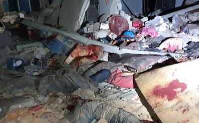 La guerra de Libia se ceba con los migrantes