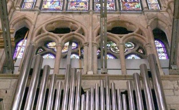'Liturgia, palabra y música' prosigue en la Catedral con dos sesiones con el órgano como protagonista