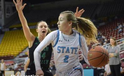 Brooke Salas: «Jugar en la Liga DIA será un gran salto para mi carrera»